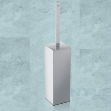Toilet Brush with Holder Square